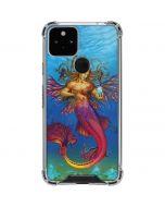 Mermaid Water Fairy Google Pixel 5 Clear Case