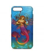 Mermaid Water Fairy iPhone 7 Plus Pro Case