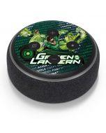 Metal Green Lantern Amazon Echo Dot Skin