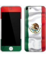 Mexico Flag Apple iPod Skin