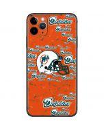 Miami Dolphins - Blast iPhone 11 Pro Max Skin