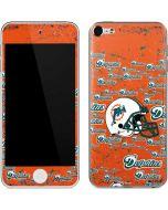 Miami Dolphins - Blast Apple iPod Skin