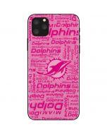 Miami Dolphins - Blast Pink iPhone 11 Pro Max Skin