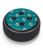 Miami Dolphins Blitz Series Amazon Echo Dot Skin