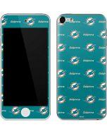Miami Dolphins Blitz Series Apple iPod Skin
