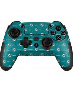 Miami Dolphins Blitz Series PlayStation Scuf Vantage 2 Controller Skin