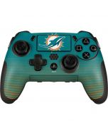 Miami Dolphins Breakaway PlayStation Scuf Vantage 2 Controller Skin