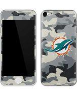 Miami Dolphins Camo Apple iPod Skin