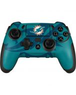 Miami Dolphins Double Vision PlayStation Scuf Vantage 2 Controller Skin