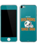 Miami Dolphins Helmet Apple iPod Skin