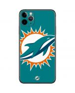 Miami Dolphins Large Logo iPhone 11 Pro Max Skin