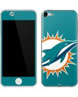 Miami Dolphins Large Logo Apple iPod Skin
