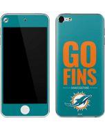 Miami Dolphins Team Motto Apple iPod Skin