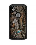 Miami Dolphins Realtree AP Camo Otterbox Commuter iPhone Skin