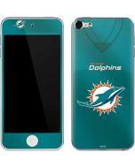 Miami Dolphins Team Jersey Apple iPod Skin