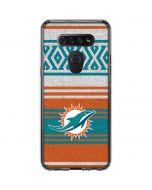 Miami Dolphins Trailblazer LG K51/Q51 Clear Case