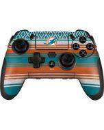 Miami Dolphins Trailblazer PlayStation Scuf Vantage 2 Controller Skin