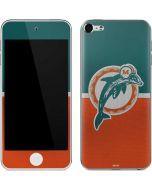 Miami Dolphins Vintage Apple iPod Skin