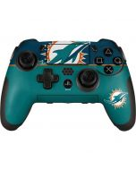Miami Dolphins Zone Block PlayStation Scuf Vantage 2 Controller Skin