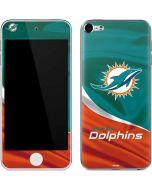 Miami Flag Design Apple iPod Skin