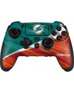 Miami Flag Design PlayStation Scuf Vantage 2 Controller Skin