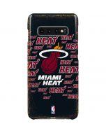 Miami Heat Blast Galaxy S10 Plus Lite Case