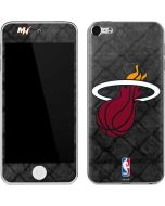 Miami Heat Dark Rust Apple iPod Skin