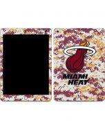 Miami Heat Digi Camo Apple iPad Skin