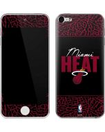 Miami Heat Elephant Print Apple iPod Skin