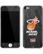 Miami Heat Hardwood Classics Apple iPod Skin
