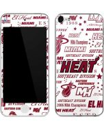 Miami Heat Historic Blast Apple iPod Skin