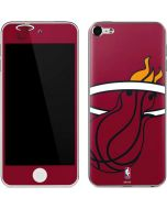 Miami Heat Large Logo Apple iPod Skin