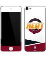 Miami Heat Split Apple iPod Skin