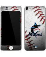 Miami Marlins Game Ball Apple iPod Skin