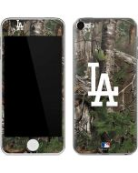 Los Angeles Dodgers Realtree Xtra Green Camo Apple iPod Skin