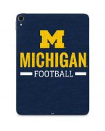Michigan Football Apple iPad Pro Skin