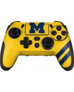 Michigan Large Logo PlayStation Scuf Vantage 2 Controller Skin