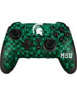 Michigan State Spartans Digital Pixels PlayStation Scuf Vantage 2 Controller Skin
