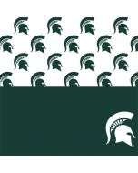 Michigan State University Spartans MSU Split Apple iPad Skin