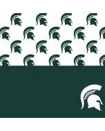 Michigan State University Spartans MSU Split iPhone 8 Pro Case