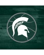 Michigan State Basketball Courtside Dell XPS Skin