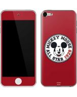 Mickey Mouse All Star Apple iPod Skin
