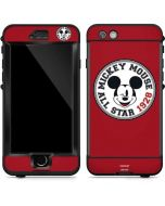 Mickey Mouse All Star LifeProof Nuud iPhone Skin
