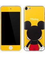 Mickey Mouse Backwards Apple iPod Skin
