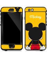 Mickey Mouse Backwards LifeProof Nuud iPhone Skin