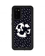 Mickey Mouse Fallen Shadow Galaxy S20 Waterproof Case