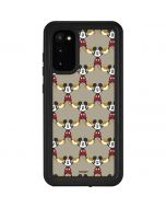 Mickey Mouse Formation Galaxy S20 Waterproof Case