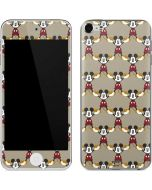 Mickey Mouse Formation Apple iPod Skin
