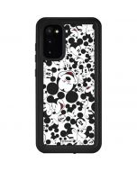 Mickey Mouse Galaxy S20 Waterproof Case
