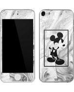 Mickey Mouse Marble Apple iPod Skin